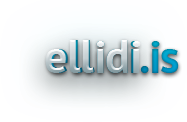 Ellidi.is logo